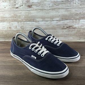 Vans Era 59 Classic Low Top Navy Skate Shoe